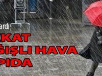 Yağışlı Hava Kapıda