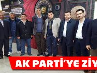 AK Parti'ye Ziyaret