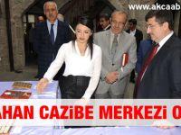 Trabzon Valisi Abdil Celil Öz, Alacahan'ı Ziyaret Etti.