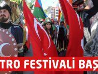 Tiyatro Festivali' Trabzon'da Başladı