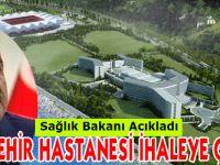 Trabzon Şehir Hastanesi İhaleye Çıkıyor