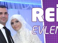 Reis evlendi