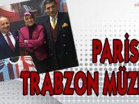 Paris'e Trabzon Müzesi