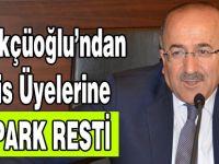 Gümrükçüoğlu'ndan Otopark Resti!