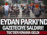 Trabzon'daki saldırıya kınama