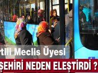 Klimasız otobüsler rahatsızlık yaratıyor
