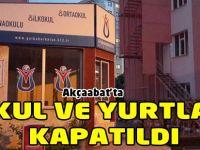 Trabzon'da Kapatılan Kurumlar