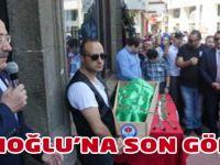 Trabzon Çamoğlu'na Ağladı
