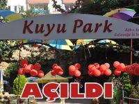 Kuyu Park Hizmette