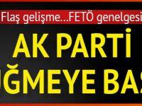 AK Parti'den Genelge
