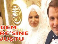Zühre ile Adem evlendi