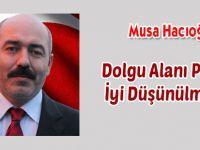 Hacıoğlu Uyardı
