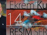 Ekrem Kutlu İstanbul'da sergi açıyor.