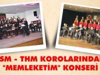 Türk Sanat ve Türk Halk Müziği Korolarından bir ilk