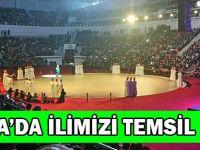Konya'da Trabzon'u temsil etti