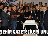 Büyükşehir Gazetecileri Unutmadı