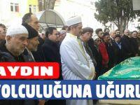 Ali Aydın'a Son Görev