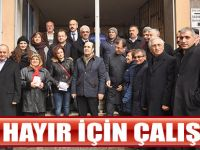 CHP Akçaabat Hayır İçin Sahada