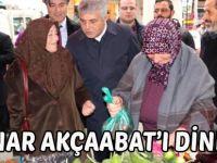 Günnar Akçaabat'ı Dinliyor