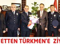 Emniyetten 'Polis Haftası' Ziyareti