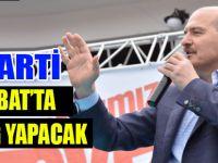 AK Parti Miting Yapacak