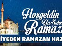 Belediyeden Ramazan Hazırlığı