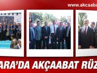 Ankara'da Akçaabat Rüzgarı