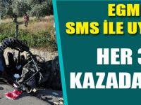 EGM Sürücüleri SMS İle Uyardı