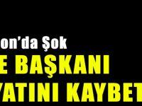 Trabzon'da MHP'ye şok haber...