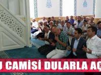 Koçlu Camii İbadete Açıldı
