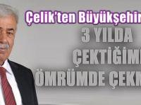 Düzköy Belediye Başkanı Abidin Çelik İsyan Etti