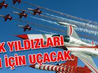 Türk Yıldızları Eren İçin Uçacak