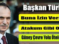 Türkmen'den Önemli Açıklamalar