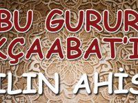 Bu gurur Akçaabat'ın Yılın ve Türkiye'nin  Ahisi Akçaabat'tan