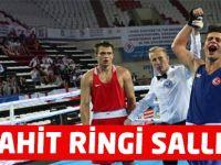 Antalya da Akçaabatlı Boksör Ringi Salladı