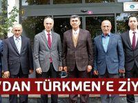 Paşa'dan Türkmene Ziyaret