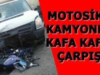 Akçaabat'ta Feci Kaza, 1 Ağır Yaralı