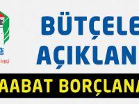 Trabzon'da 18 Belediye'nin bütçeleri açıklandı!