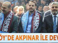 Düzköy AK Parti'de Seçim