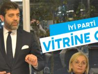 İyi Parti Vitrine Çıktı