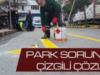 Park Sorununa Çizgili Çözüm
