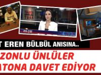 Trabzonlu Ünlülerden Maratona Davet