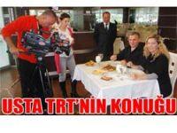Nihat Usta TRTde
