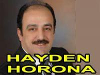 Hayden Hıdırnebiye Hayden Horona