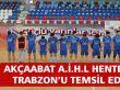 Akçaabat İmam Hatip Lisesi Trabzon'u Temsil Edecek
