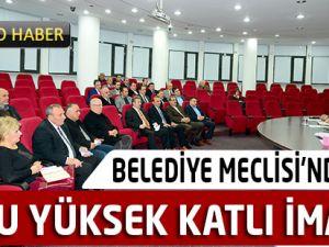 Belediye Meclisi Toplantısı