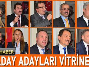 AK Parti Aday Adayları Tanıttı