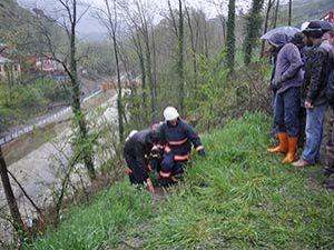 Akçaabat'ta Trafik Kazası 1 Ölü 1 Yaralı