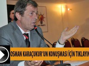 Adalet ve Kalkınma Partisi Akçaabat Belediye Başkanlığı için Osman Karaçukur Aday Adayı oldu.