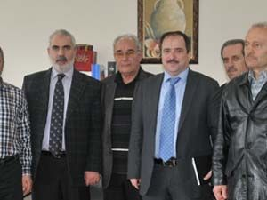Muharrem Bayraktar'dan Sitemize ziyaret
